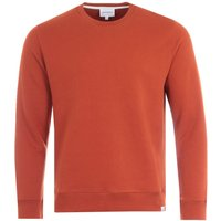 Norse Projects Vagn Classic Crew Sweatshirt - Burnt Havtorn