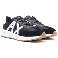 Armani Exchange Sustainable Trainers - Black