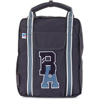 BOSS-x-Russell-Athletic-Exclusive-Logo-Squared-Backpack-Navy