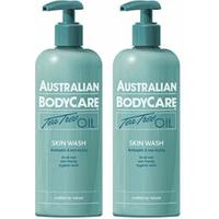 Australian Bodycare Skin Wash 1000ml (2 X 500ml)