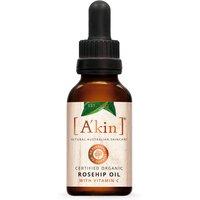 A'kin Rosehip Oil with Vitamin C 20ml