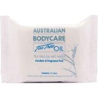 Austalian Bodycare Handy Pack Wet Wipes 24 Pcs
