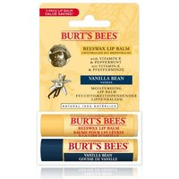 Burt's Bees Autumn Edition - Beeswax and Vanilla Bean Lip Balm Duo - Lip Balm Gifts
