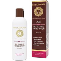 Bellamianta Dark Self Tanning Tinted Lotion 200ml - Zest Beauty Care Gifts