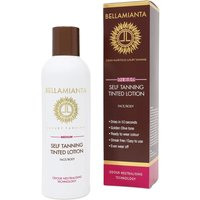 Bellamianta Medium Self Tanning Tinted Lotion 200ml - Zest Beauty Care Gifts