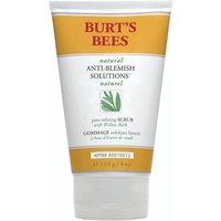 Burts Bees Anti-Blemish Pore Refining Scrub 110g