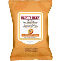 Burt's Bees Facial Cleansing Towelettes with Peach and Willow Bark - 25 Wipes - Zest Beauty Care Gifts