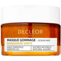 Decleor Green Mandarin Exfoliating 2 in 1 Scrub Mask 50ml