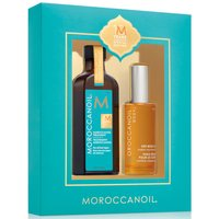 Moroccanoil Treatment Original 100ml and Dry Body Oil 50ml - Zest Beauty Care Gifts