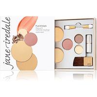 Jane Iredale Pure & Simple Makeup Kit Medium Dark - Makeup Gifts