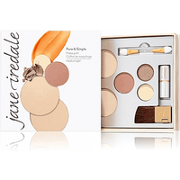 Jane Iredale Pure & Simple Makeup Kit Medium Light - Makeup Gifts