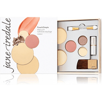 Jane Iredale Pure & Simple Makeup Kit Medium - Makeup Gifts
