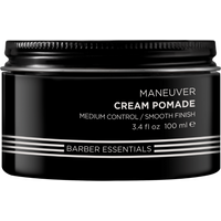 Redken Brews Mens Maneuver Cream Pomade 100ml - Working Gifts