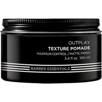 Redken Brews Mens Outplay Texture Pomade 100ml - Zest Beauty Care Gifts