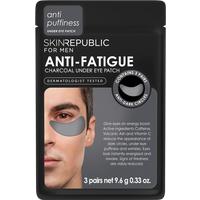 Skin Republic Anti-Fatigue Charcoal Under Eye Patch for Men 9.6g - Men Gifts