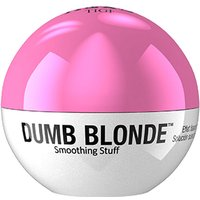 TIGI Bed Head Dumb Blonde Smoothing Stuff 48g - Stuff Gifts