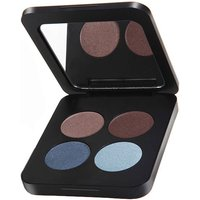 YOUNGBLOOD Pressed Mineral Eyeshadow Quad 4g - Glamour Eyes - Glamour Gifts