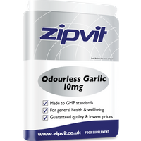 Garlic Odourless 10mg (360 Softgels)