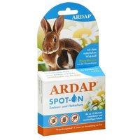 ARDAP Spot-on gegen Ungeziefer 3 x 0,4 ml für Kleintiere 1-4kg