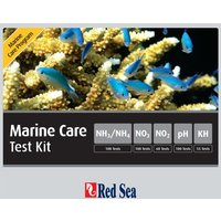 Red Sea Marine Care Test
