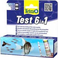 Tetra Teststreifen 6+1