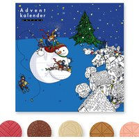 Zotter - Mitzi Blue - Adventkalender