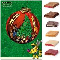 Zotter - Nashido Adventkalender