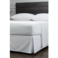Next 300 Thread Count Collection Luxe Valance - White