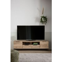 Next Bronx Superwide TV Stand - Natural