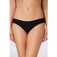 Womens Next Black Bikini Cotton Knickers Five Pack - Black