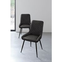 Next Set Of 2 Hamilton Dining Chairs