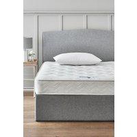 Next single rolled open sprung firm mattress