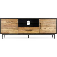 Next Jefferson Wide TV Stand - Natural