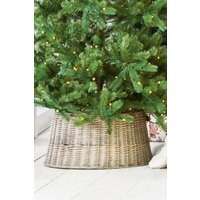 Next Wicker Tree Skirt - Natural