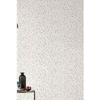 Next Paste The Wall Terrazzo Effect Wallpaper - Blue