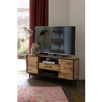 Next Jefferson Corner TV Stand - Natural