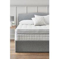 Next 3000 anti allergy pocket sprung medium mattress with box top