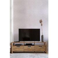 Next Ohara Wide TV Unit - Natural