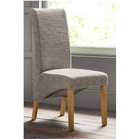 Next Set Of 2 Harlow Dining Chairs - Grey