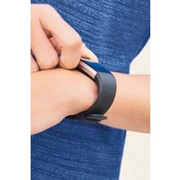Womens Fitbit Black Charge 2 Activity Tracker Wristband - Black