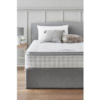 Next 1500 pocket sprung with memory foam pillowtop firm mattress