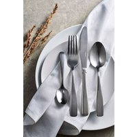 Next 16 Piece Studio Cutlery Set - Silver