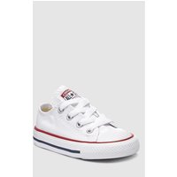 Girls Converse Little Kids Chuck Taylor All Star Lo - White