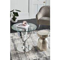 Next Tulip Side Table - Chrome