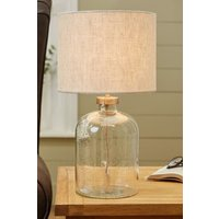 Next Brompton Table Lamp - Clear