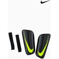 Boys Nike Swoosh Shin Pad - Black