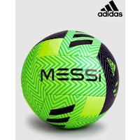 Boys adidas Green/Black Messi Football - Green
