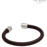 Mens Ted Baker Brown Karr Bracelet - Brown