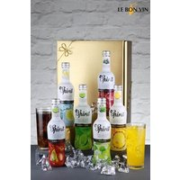 Next 6 Bottle Mixed Cocktail Gift Set - Clear