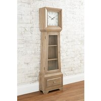 Next Country Luxe Grandmother Clock - Natural